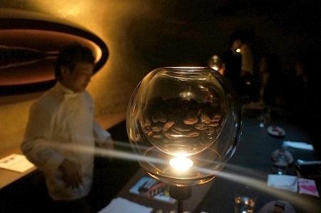 大阪スイーツレポーターちひろのおいしいスイーツランキング-ショコラトリーロジラチョコレートセミナー