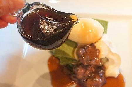 $大阪スイーツレポーターちひろのおいしいスイーツランキング-京都マリベル抹茶パンケーキ