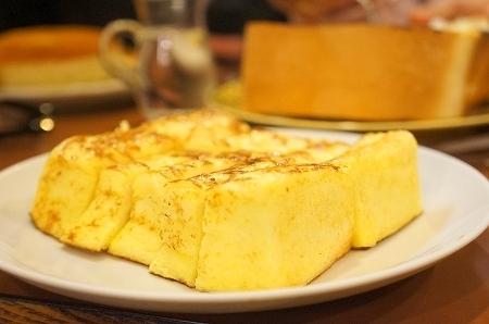 $大阪スイーツレポーターちひろのおいしいスイーツランキング-アラビアコーヒー フレンチトースト