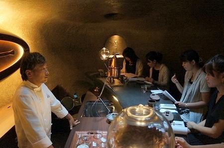 $大阪スイーツレポーターちひろのおいしいスイーツランキング-エスコヤマイベント ショコラセミナー