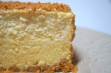 $大阪スイーツレポーターちひろのおいしいスイーツランキング-アンリシャルパンティエ Wチーズケーキ