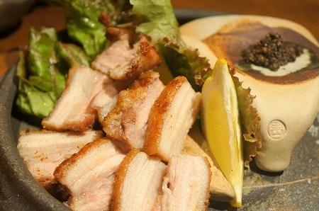 $大阪スイーツレポーターちひろのおいしいスイーツランキング-炭焼きっちん祐星 小阪店