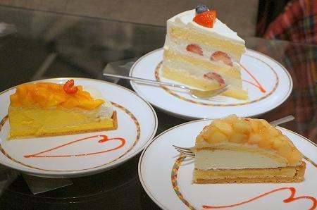 $大阪スイーツレポーターちひろのおいしいスイーツランキング-難波高島屋 ファシーノ ケーキ