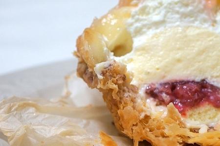 $大阪スイーツレポーターちひろのおいしいスイーツランキング-エスコヤマ 白桃のクリームパイ