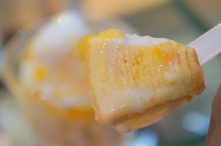 $大阪スイーツレポーターちひろのおいしいスイーツランキング-ブラザーズ難波店限定アイスバウムサンデー