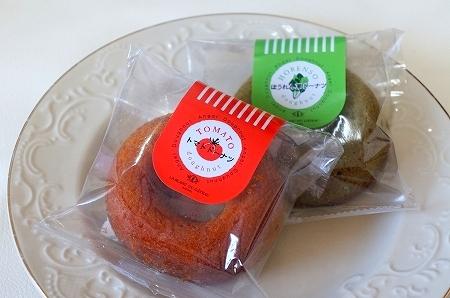 大阪スイーツレポーターちひろのおいしいスイーツランキング-香川スイーツ ブランの焼きドーナツ