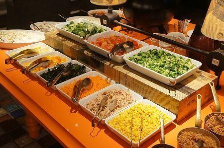 大阪スイーツレポーターちひろのおいしいスイーツランキング-タブレスカフェでパンケーキランチ