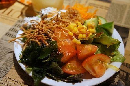 $大阪スイーツレポーターちひろのおいしいスイーツランキング-タブレスカフェでパンケーキランチ