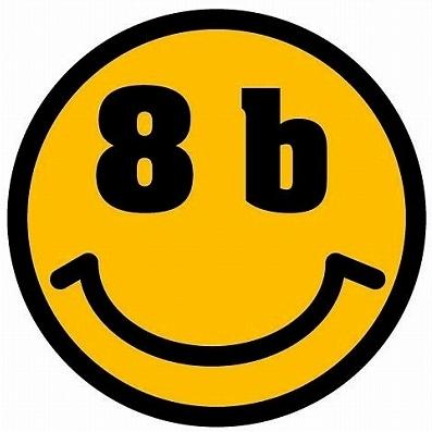 $大阪スイーツレポーターちひろのおいしいスイーツランキング-エイトビードルチェ 8bDOLCE ロゴ