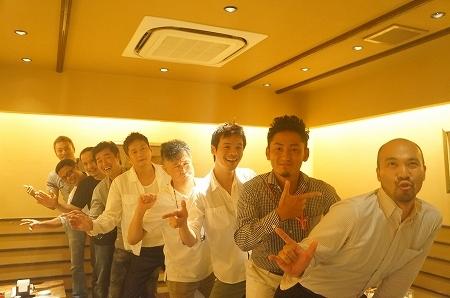 $大阪スイーツレポーターちひろのおいしいスイーツランキング-スタンプラリー決起集会