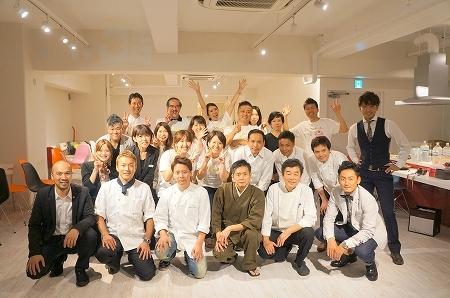 $大阪スイーツレポーターちひろのおいしいスイーツランキング-大阪スイーツスタンプラリー集合写真