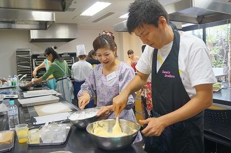 大阪スイーツレポーターちひろのおいしいスイーツランキング-日本一のロールケーキ教室