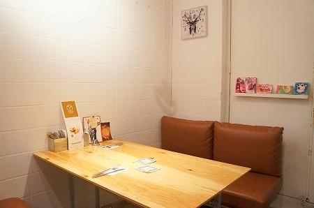 $大阪スイーツレポーターちひろのおいしいスイーツランキング-アートスイーツカフェ シカ cica