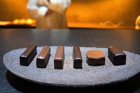 $大阪スイーツレポーターちひろのおいしいスイーツランキング-ショコラトリーロジラチョコレートセミナー