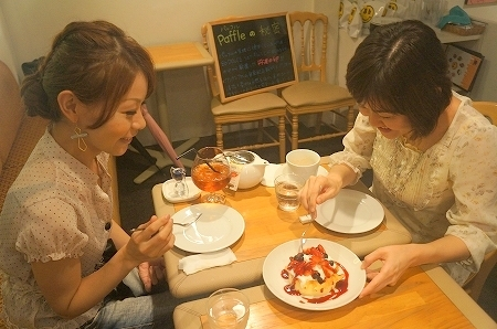 $大阪スイーツレポーターちひろのおいしいスイーツランキング-大阪スイーツを堪能する会