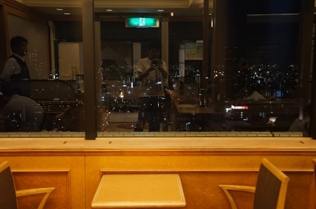 $大阪スイーツレポーターちひろのおいしいスイーツランキング-空庭ダイニング キーフェル パフェ