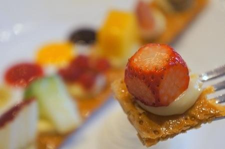 $大阪スイーツレポーターちひろのおいしいスイーツランキング-サロン・ド・モンシェール 絶品パイスイーツ