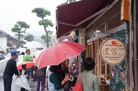 大阪スイーツレポーターちひろのおいしいスイーツランキング-出雲大社前 カフェまるこ パンケーキ