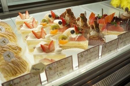 大阪スイーツレポーターちひろのおいしいスイーツランキング-大阪本町エンジェルビーのおいしいケーキ