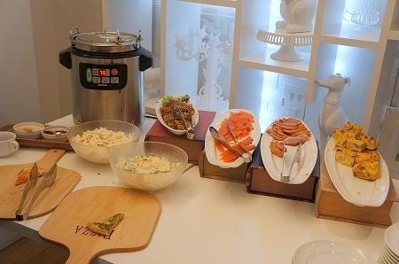 大阪スイーツレポーターちひろのおいしいスイーツランキング-BUTTER GRAND バターグランデランチブッフェ