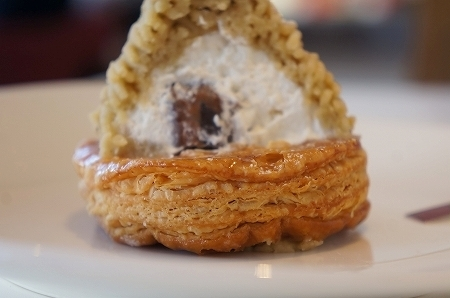 $大阪スイーツレポーターちひろのおいしいスイーツランキング-エスコヤマ 究極のモンブラン