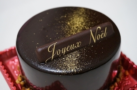 FOCE クリスマスケーキ(チョコレート)