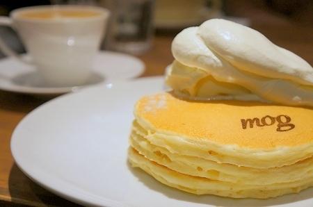 $大阪スイーツレポーターちひろのおいしいスイーツランキング-大阪難波パンケーキ専門店 mog モグ