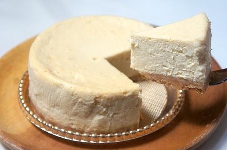 トルクーヘン チーズケーキ