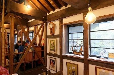 エクチュアからほり「蔵」チョコレートカフェ