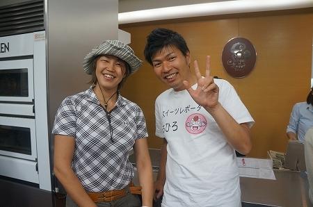 $大阪スイーツレポーターちひろのおいしいスイーツランキング-エスコヤマでカカオハンターショコラセミナー