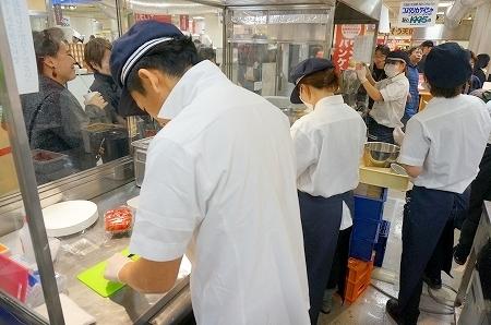阪神梅田本店パンケーキ催事 ブラザーズカフェ
