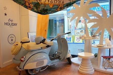 大阪茶屋町 Cafe HOLIDAY  カフェホリデー