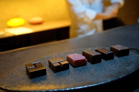 パティシエ エスコヤマ ショコラセミナー