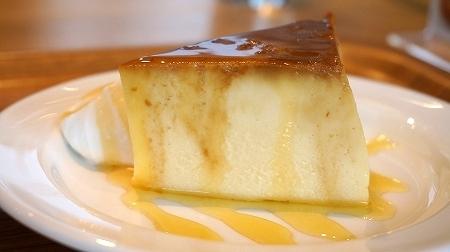 無印カフェ クリームチーズプリン