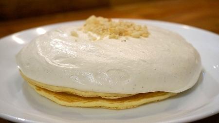 ホノルルコーヒー マカダミアナッツパンケーキ