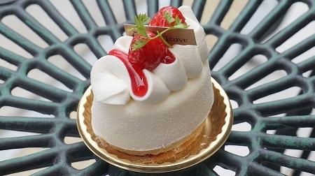 グランフルーヴ レアチーズケーキ