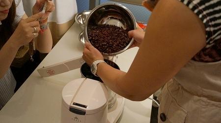 カカオハンターチョコレートセミナー