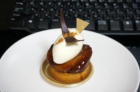 パティスリーカントナ りんご煮のタルト