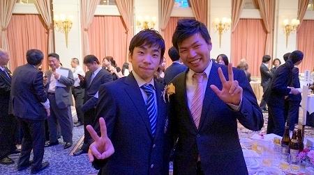 帝国ホテル大阪 ベストプラウドファーザー賞