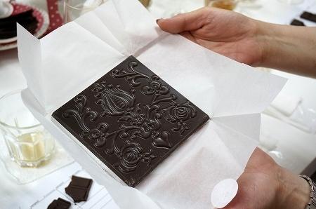 チョコレートソムリエ さつたにかなこ