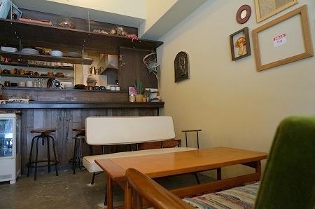 南堀江パンケーキカフェ