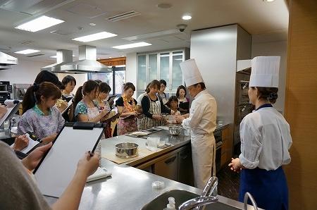 エスコヤマ特別お菓子教室