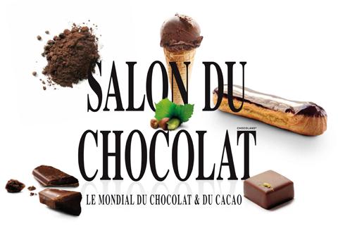 サロン・デュ・ショコラ パリ 2014