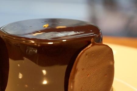 オーディーネール チョコレートケーキ