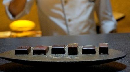 サロン・デュ・ショコラ パリ 2014 エスコヤマ ボンボンショコラ