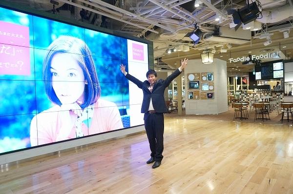 グランフロント大阪 スイーツレポーターちひろトークショー