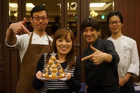 日本一おいしいスイーツパーティー2014