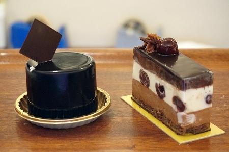 パティスリーラヴィルリエ チョコレートケーキ