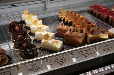 なかたに亭 チョコレートケーキ