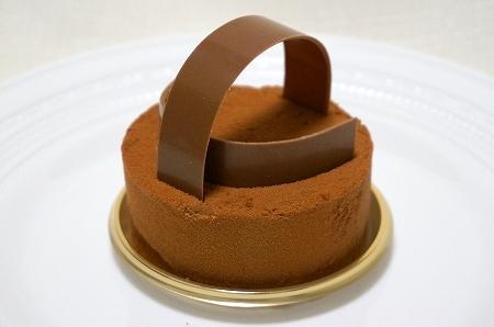 ドゥブルベボレロ チョコレートケーキ